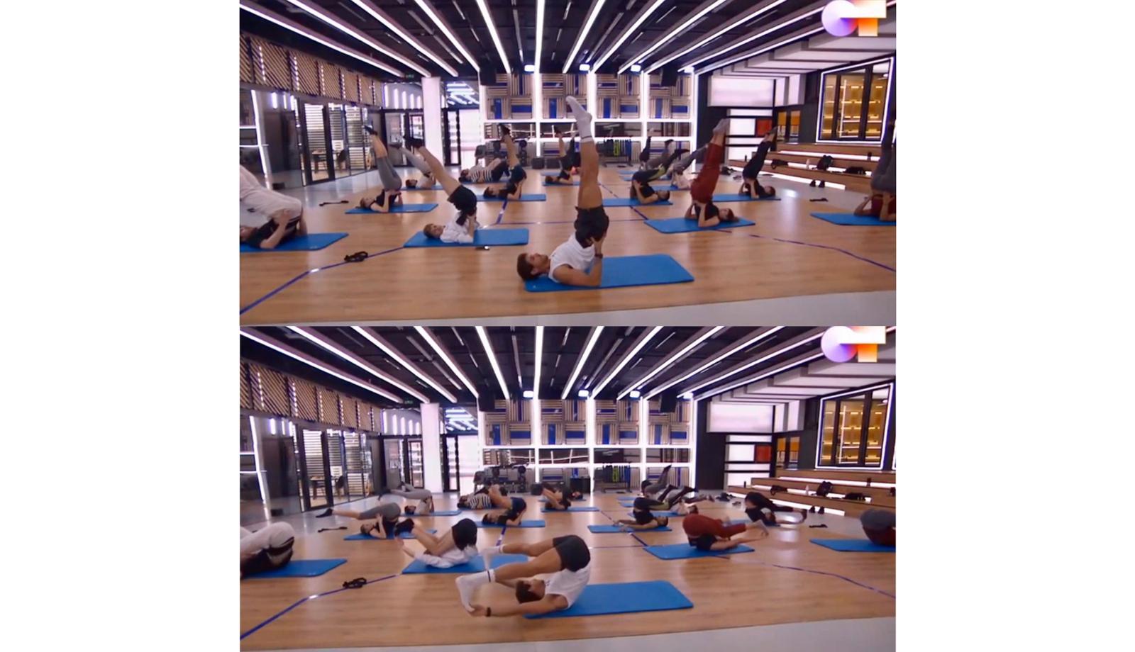 Mind body (flexibilidad)