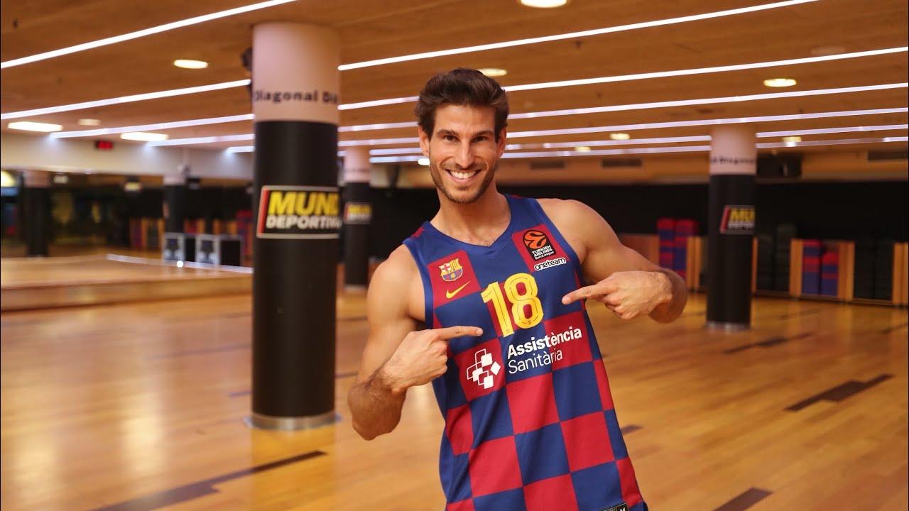 Full body combat FC Barcelona